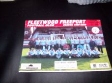 Fleetwood Freeport v Ramsbottom United, 1999/2000
